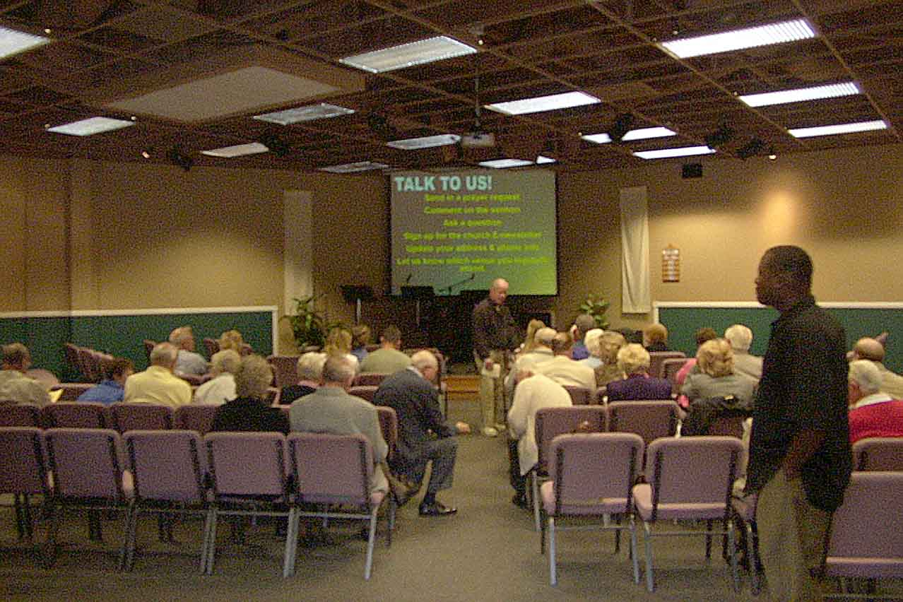Northcoast Church - Traditional Service Video Venue
