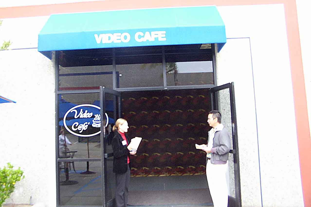 Northcoast Church Video Cafe - Video Venue